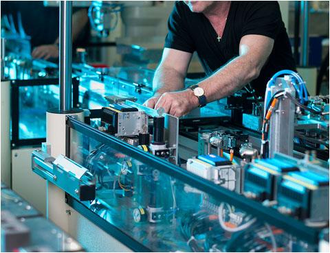 电池保护板行业SFIS解决方案