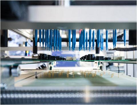 MES系统在汽车电子行业的应用